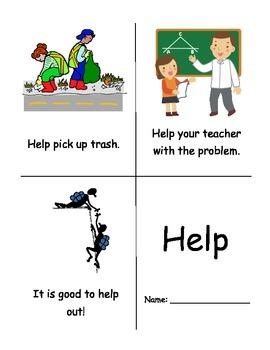 Help Word Book