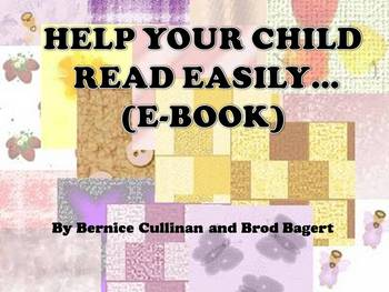 Help Your Child Learn to Read (from infancy through age 10)