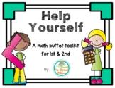 Help Yourself- A Math Toolkit Buffet