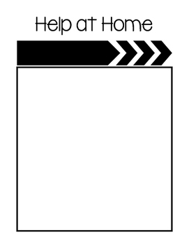 Help at Home - Parent Notes
