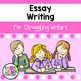 Help for Struggling Writers - BUNDLE