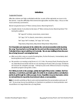 Help for Teaching Reading Part 3