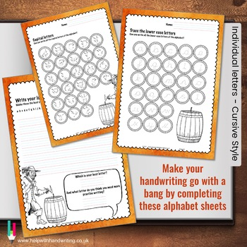 Help make writing legible for 7 -11 years: Guy Fawkes Puzzles