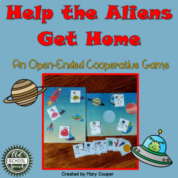 Help the Aliens Get Home