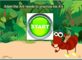 Help the Animals Practice their Letters! A-I Bundle Boom Cards