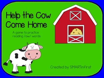Help the Cow Come Home OW Game