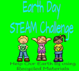 Help the Earth! Earth Day STEAM Challenge
