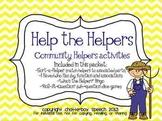 Help the Helper: Community Helpers Activities