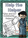 """""""Help the Helper"""" Glue and Do Pack  Community Helpers"""