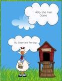 Help the Hen Short e Game