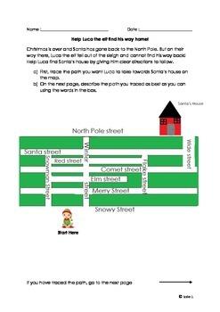 Help the elf find his way home