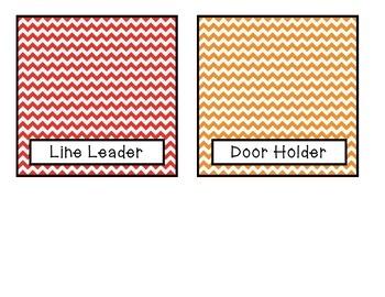 Helper Chart Labels
