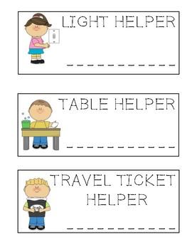 Helper Jobs