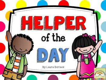 Helper of the Day ~ FREEBIE