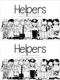 Helpers Emergent Reader!