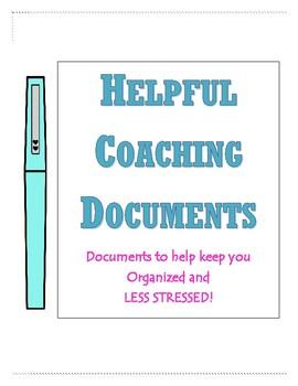 Helpful Coaching Resource Set
