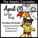 Counseling Games, Activities, & Printables: April Grab Bag
