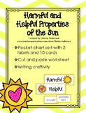 Helpful, Harmful Properties of the Sun