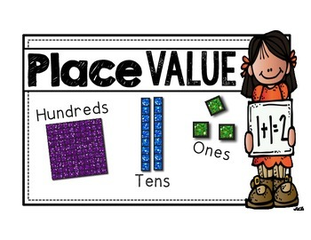 Helpful Hints:  Place value Booklet