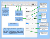 Helpful Hints for Basic Word Processing on Pages