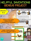 Helpful Inventions Project! (Guided Genius Hour)