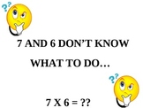 Helpful Multiplication Posters