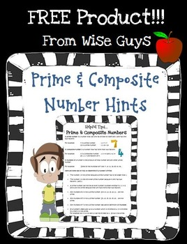 FREE Helpful Tips for Learning About Prime Numbers