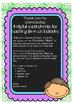 Helpful Worksheet for teaching Time and Clocks