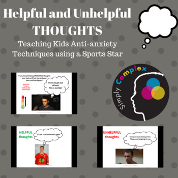 Helpful or Unhelpful Thoughts; CBT Anxiety Prevention; Thought Changing