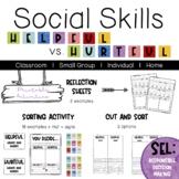 Social Skills: Helpful vs. Hurtful