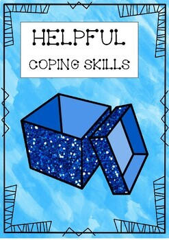 HELPFUL vs UNHELPFUL Coping Skills - Counseling Mini Lesson - Psychology