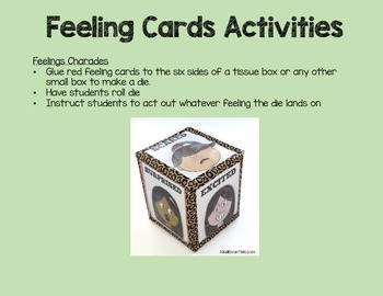 Social Emotional Skills: Teaching Kids About Feelings FREEBIE