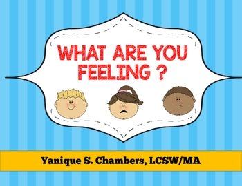 Social Emotional Skills: Teaching Kids About Feelings FREEBIE