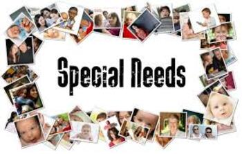 Special Needs: Helping Children with Special Needs