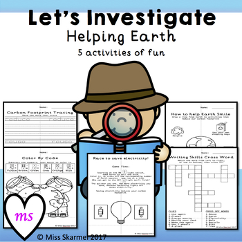 Helping Earth - Learn about Earth and our environment
