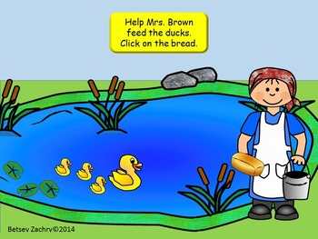 Helping Farmer Brown Interactive PowerPoint Class Activity Template