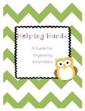 Helping Hands - Volunteer Information Sheets