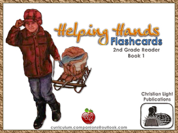 CLE Helping Hands Second Grade Reader Book 1 Flashcards
