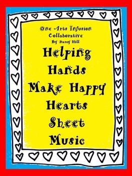 Helping Hands Make Happy Hearts Sheet Music