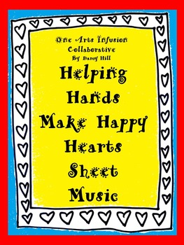 Helping Hands Make Happy Hearts Sheet Music