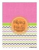 Helping Hands: Parent Volunteer Forms