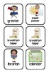 Helping Hands: Primary Job Chart with Multicultural Student Clip Art!