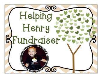 Helping Henry Fundraiser Bundle - Credits