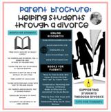 Helping Kids Through Divorce: A Parent Brochure