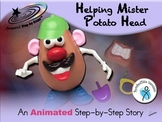 Helping Mister Potato Head - Animated Step-by-Step Story - SymbolStix