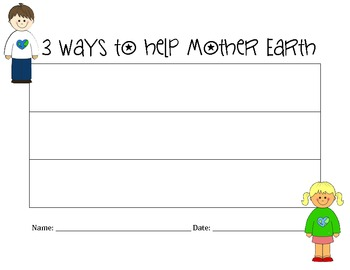 Helping Mother Earth