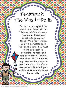 A Guidance Lesson on Helping Others Have Fun At Recess, Grades 4-6