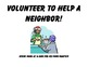 Helping Our Community Posters by Linda Boyd
