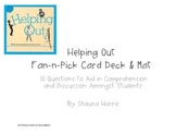 Helping Out Fan & Pick Cards (Trophies 2nd grade)