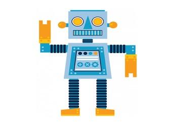 Helping Robot Hands - Classroom job roster - classroom display
